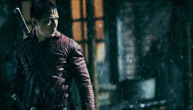 Into the Badlands Escena de combate