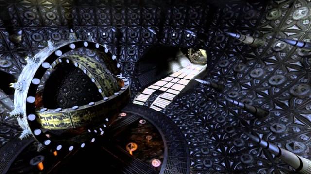 Horizonte Final mecanismo viaje por los agujeros negros.