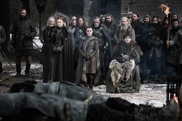 Después de la Batalla de Invernalia