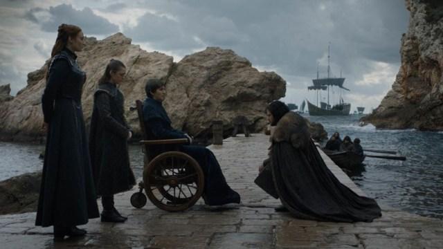 Los Stark, Juego de Tronos Temporada Final