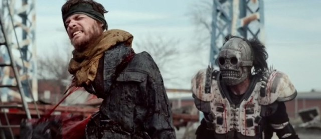 Turbo Kid escenas gore