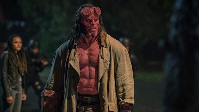 Hellboy por Joel Harlow