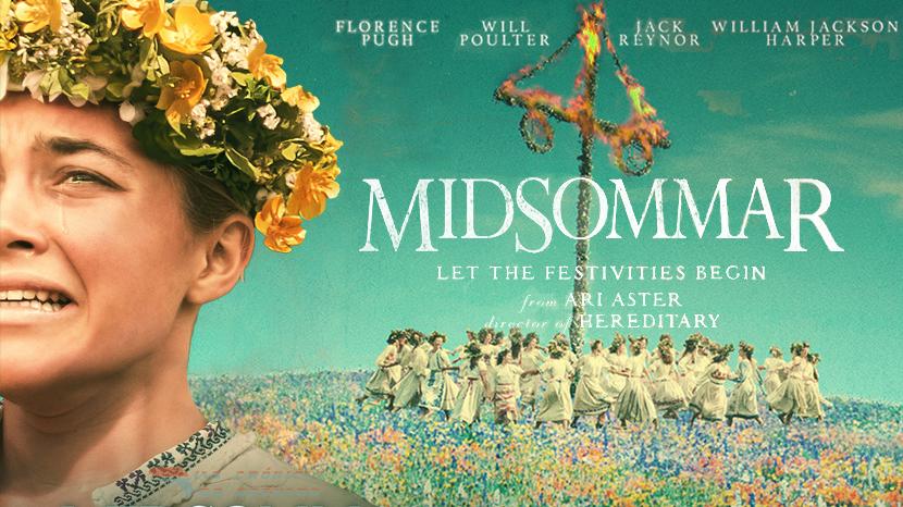 Midsommar movie poster Las crónicas de Deckard