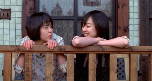 Lim Su-jeong y Moon Geun-young en una escena de 'Dos hermanas'