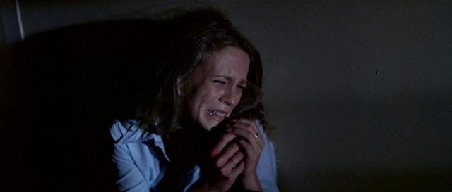 Jamie Lee Curtis, Reina del grito