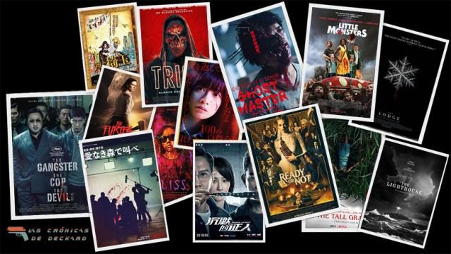 Películas vistas en Sitges 2019