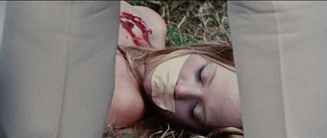 Cadáver en '¿Qué habéis hecho con Solange?'