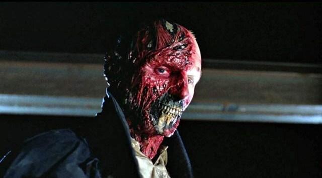 Liam Neeson en Darkman de Sam Raimi
