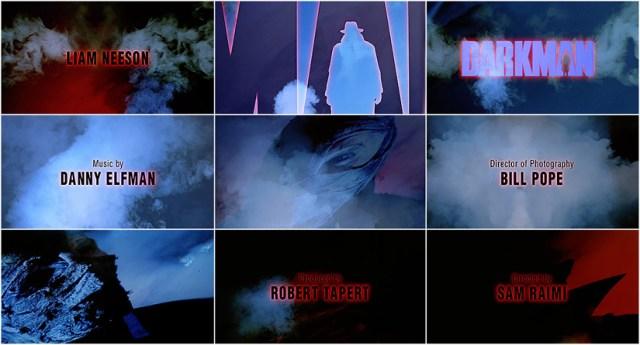 Opening Darkman Las Crónicas de Deckard
