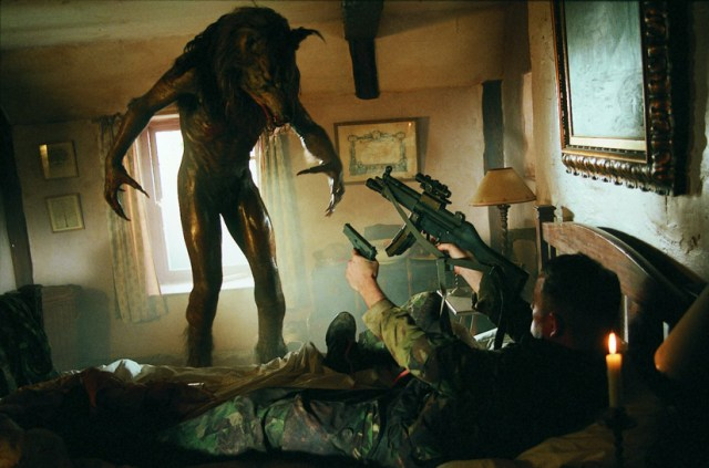 Efectos especiales de Dog Soldiers