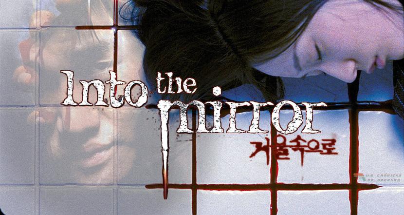 Into The Mirror Portada Las Crónicas de Deckard