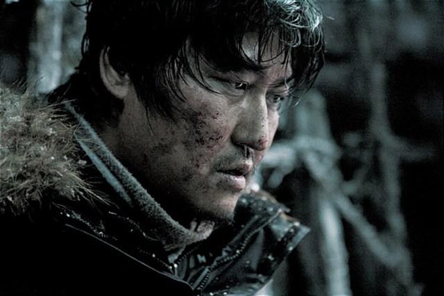 Song Kang-ho en Antarctic Journal