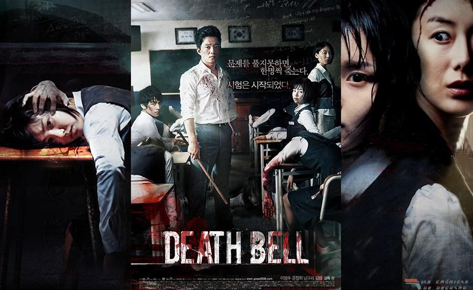 Poster Death Bell Las Crónicas de Deckard