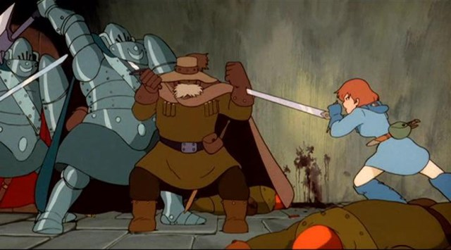 El Maestro Yupa y Nausicaâ tendrán que dejar atrás sus disputas contra el reino de Tormekia  'Nausicaä del Valle del Viento'.