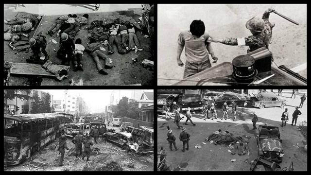 La masacre de Gwangju, 18 de mayo de 1980. Especial La política en el cine coreano Crónicas de Deckard