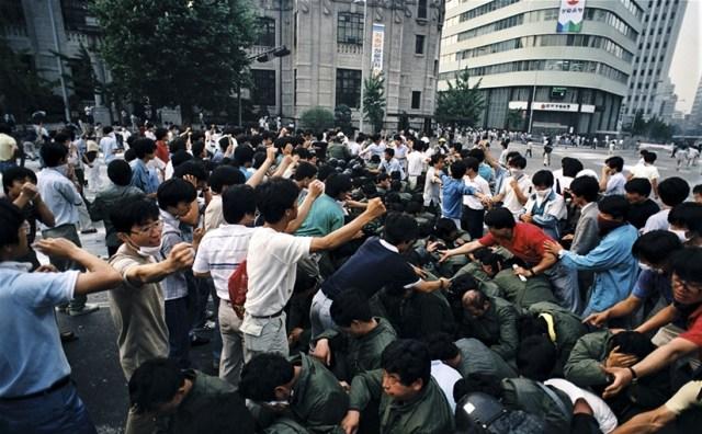 Corea del Sur, protestas de 1987