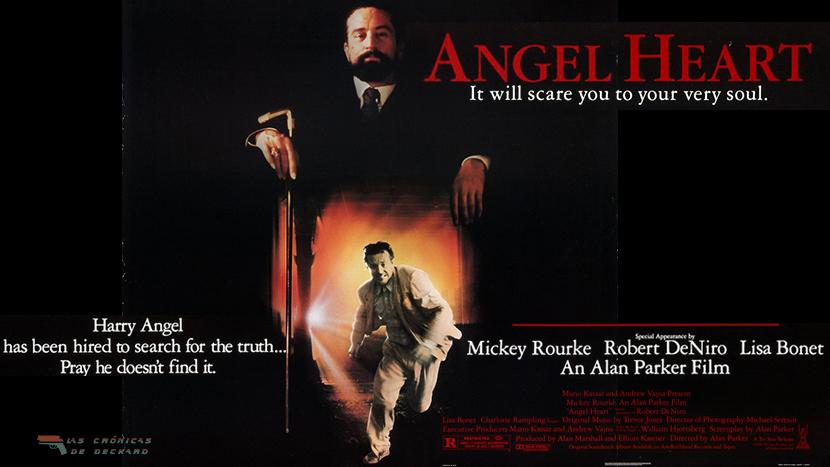 El corazón del ángel. Portada crítica Las Crónicas de Deckard