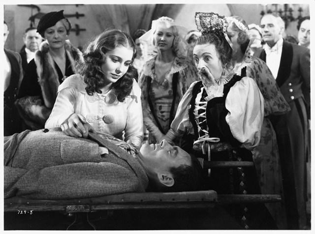 The Bride of Frankenstein (Colin Clive and Una O'Connor)
