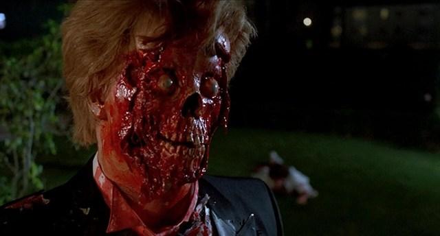 El terror llama a su puerta. Efectos de maquillaje