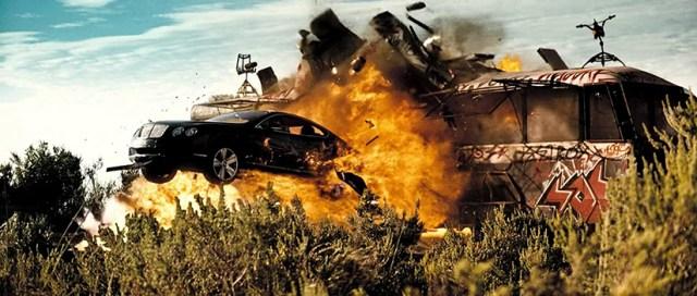 FX of Doomsday (Neil Marshall, 2008)