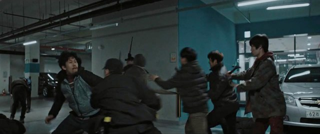 Midnight Runners Action Movie