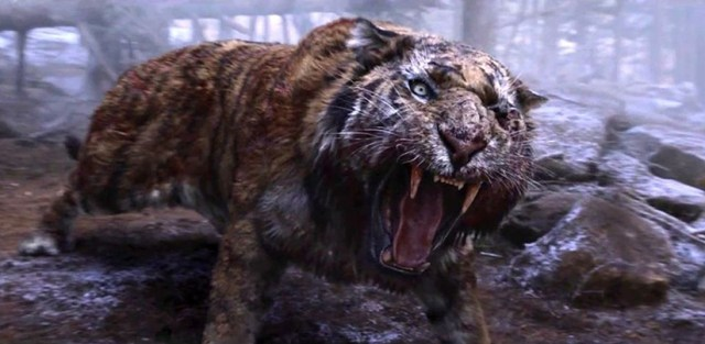 The Tiger: An old Hunter's Tale. Efectos Especiales.