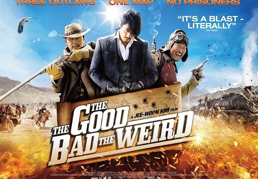 El bueno el malo y el raro, Poster Crítica Las Crónicas de Deckard0