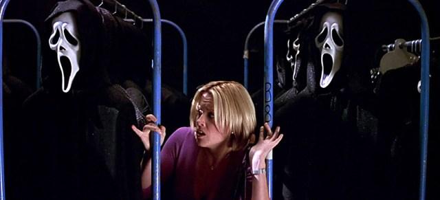 Escena de Scream 3. Plató de Puñalada 3