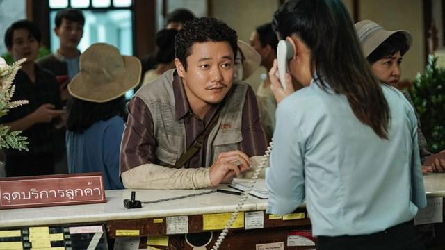 Weijie preparando la coartada en 'Oveja sin pastor'