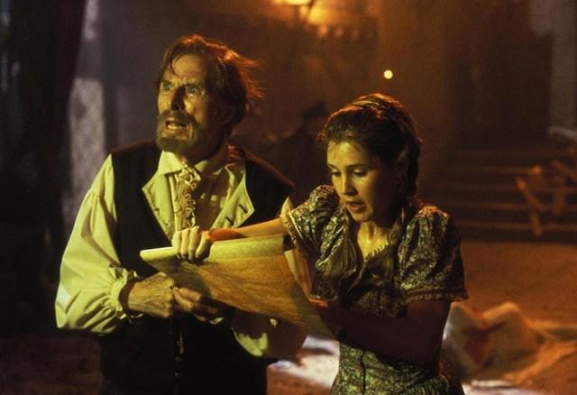 Professor Van Helsing. The Monster Squad (Fred Dekker, 1987)
