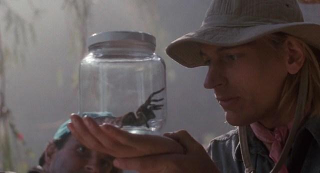 Arachnophobia. Julian Sands Spider