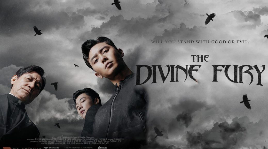 The Divine Fury Movie Poster para las crónicas de Deckard