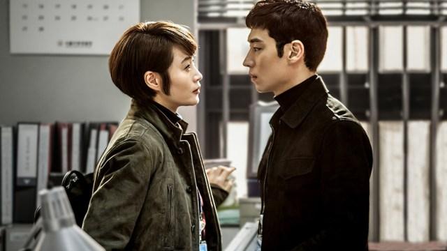 Kim Hye-soo and Lee Je-hoon