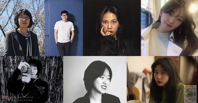 Directores y directoras de cortometrajes del INDIE & DOC Fest Cine Coreano