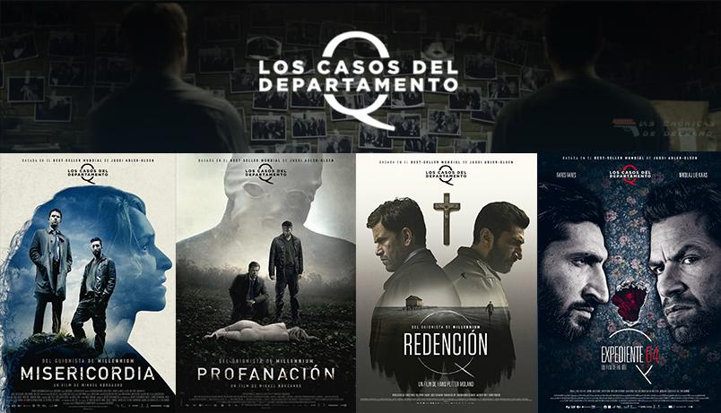 Poster Los Casos del Departamento Q Critica Las Cronicas de Deckard