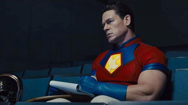 John Cena en 'El Escuadrón Suicida', (James Gunn, 2021)