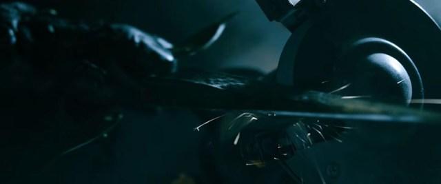 Arma de Gabriel en 'Maligno' (James Wan, 2021)
