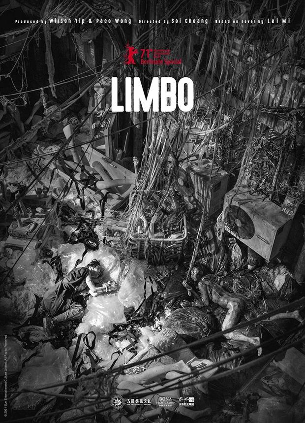 Poster 'Limbo', para especial 'Sitges 2021'.
