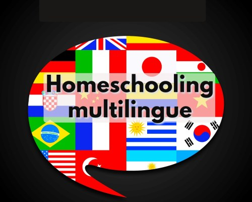 Homeschooling multilingue