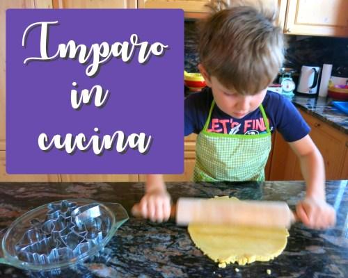 Imparo in cucina
