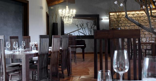 Restaurante en Barbecho os espera en Villalibado