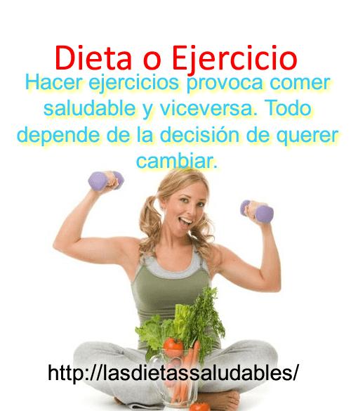 ejercicio y alimentacion balanceada