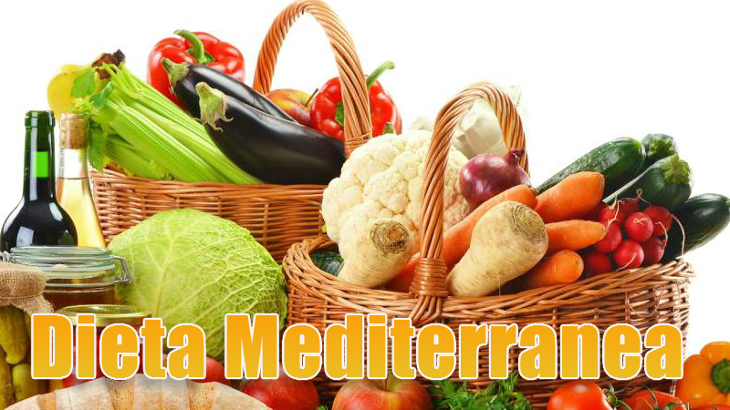 La Dieta Mediterranea Sirve para Adelgazar