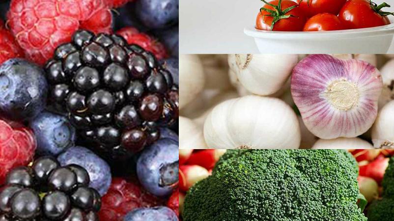 Alimentos Para Atacar El Cancer