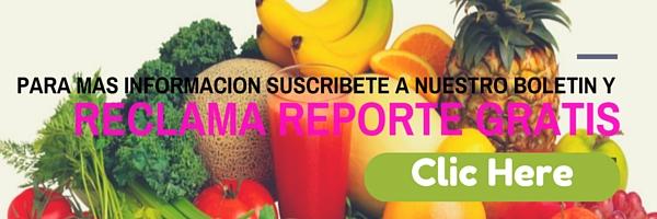 Dietas Saludables Reclama Reporte Gratis