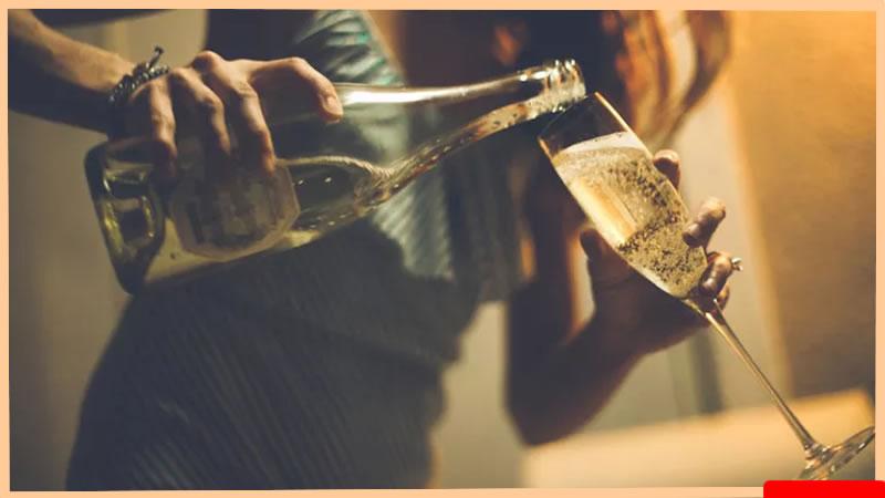 el Sorprendente Beneficio de Beber Champagne