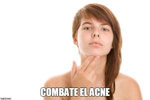 10 Beneficios para La Salud del ALOE VERA - combate el acne