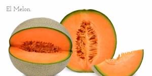 Alimentos Ricos en Potasio el melon