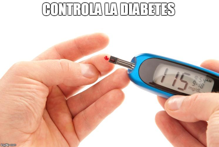 Beneficios del jengibre-Diabetes