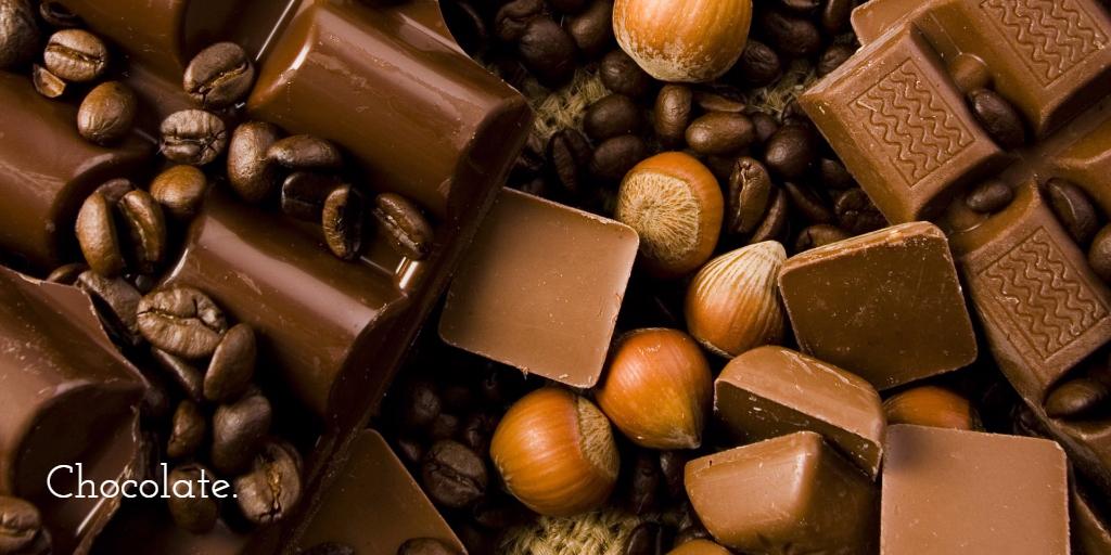 alimentos ricos en potasio el chocolate